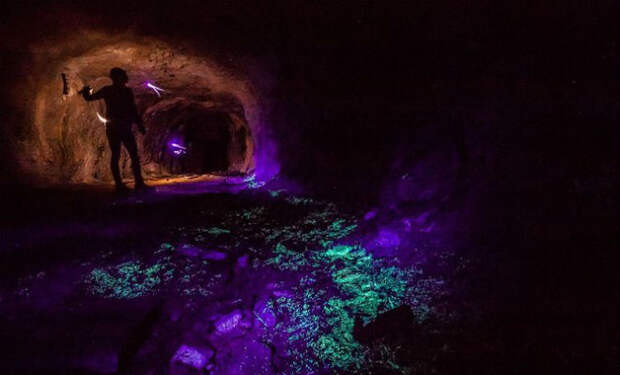 Урановые рудники Бештау: сталкеры спустились в заброшенную шахту