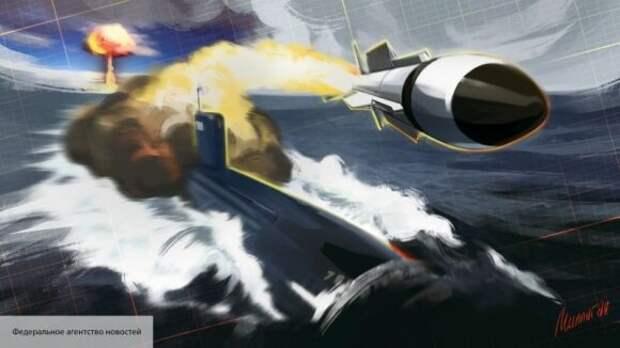 Military Watch: Россия готовит бесшумного дрона-убийцу для субмарин США