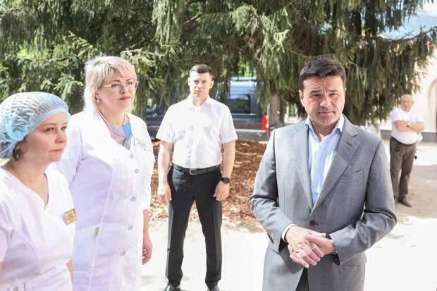 Поликлинику в Чехове превратят в клинико-диагностический центр. Принимать будут лучшие онкологи и хирурги