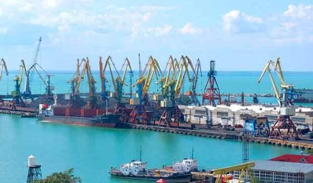Транзит нефти через российские порты падает