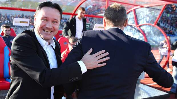 Аленичев: «Тренером «Зенита» и ЦСКА я точно никогда не буду. Ни при каких условиях»