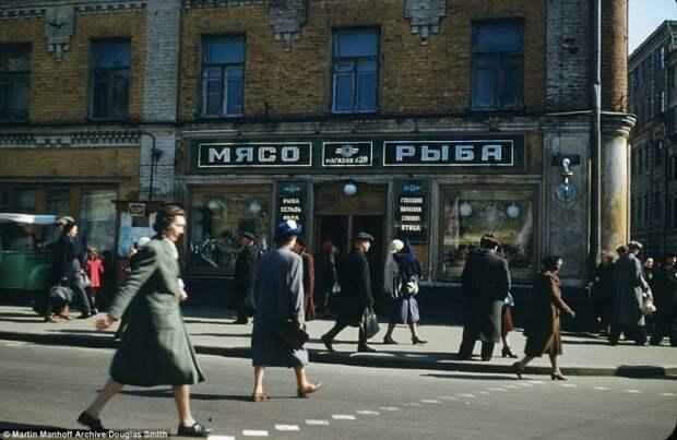 СССР в 1950-х годах глазами американского шпиона