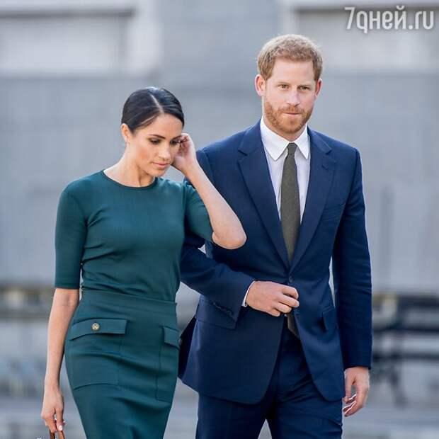 «Во всем виноват Гарри!» Королевский биограф обвинил принца в разразившейся катастрофе