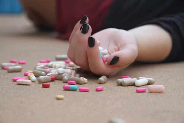 515 случаев отравлений лекарствами зарегистрировали в Удмуртии в 2020 году