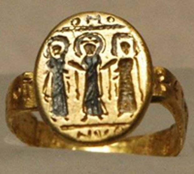 Католическое кольцо