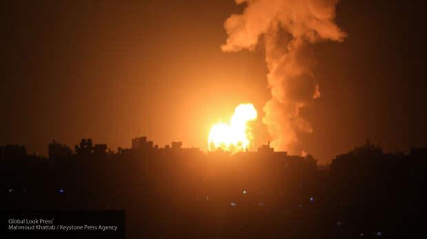Обострение в секторе Газа: что известно к этому часу