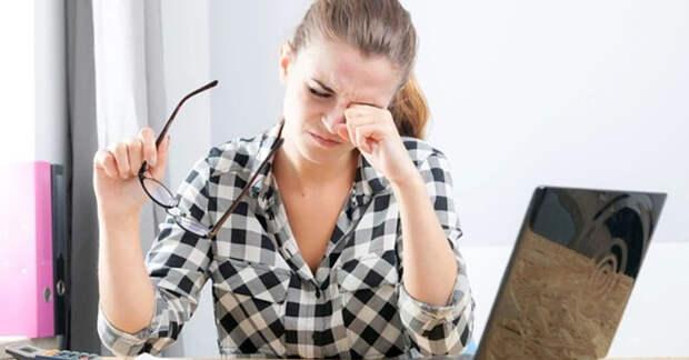 Эта вредная привычка может вызвать серьезные нарушения зрения и другие повреждения (видео)