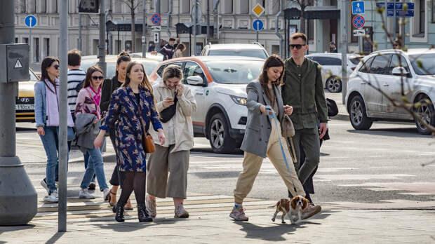Синоптик прогнозирует тёплую погоду на следующей неделе в Москве