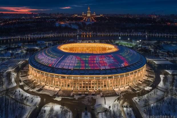 Неожиданный поворот: «Лужники» станут стадионом «Локомотив»? Даст ли Москва добро?