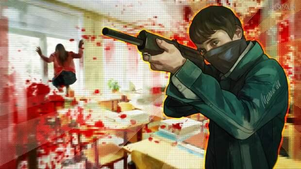Установлена причина, почему стрелок из Казани расстрелял именно 8 «А»класс
