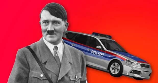 В доме Гитлера откроют полицейский участок
