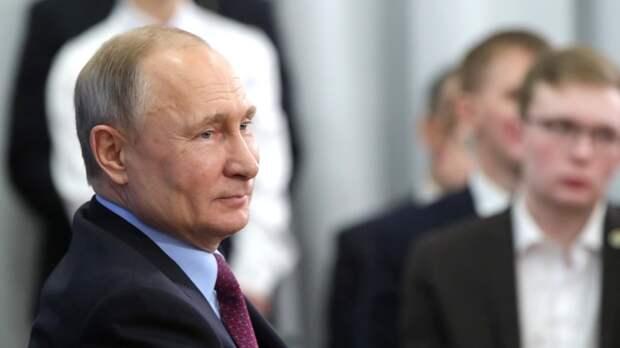 Реакция Путина на вопрос об оскорблениях восхитила британцев