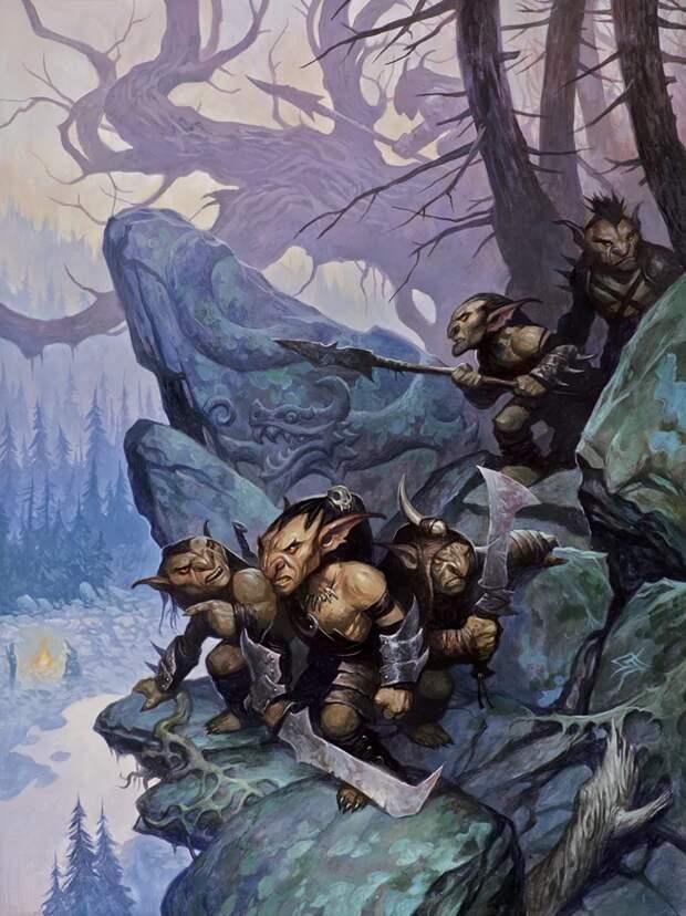 10 фактов о Гоблинах, которых вы не знали | Подземелье и Драконы
