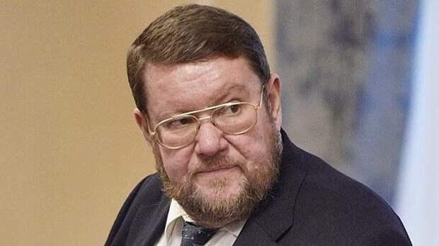 Сатановский: действия Украины в отношении Крыма достойны трибунала