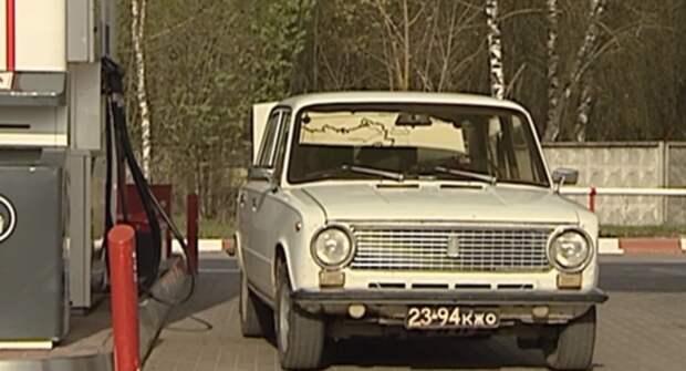 Житель России отправился в путешествие на пятидесятилетнем ВАЗ-2101