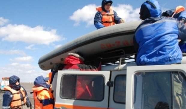 Нареке Большой Кумак вНовоорском районе Оренбургской области спасли ребенка