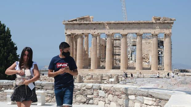 """В Грецию смогут попасть российские туристы после прививки """"Спутником V"""""""