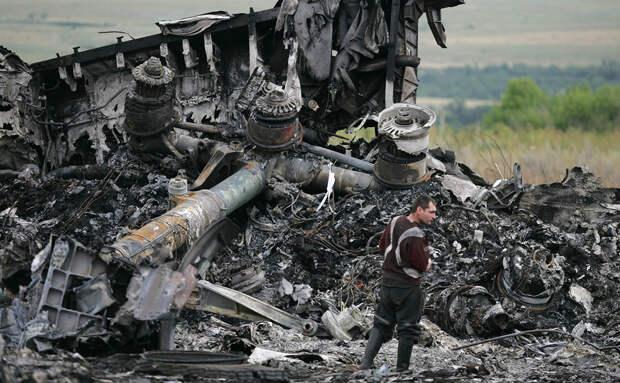 Эксперт озвучил неожиданную версию крушения MH17