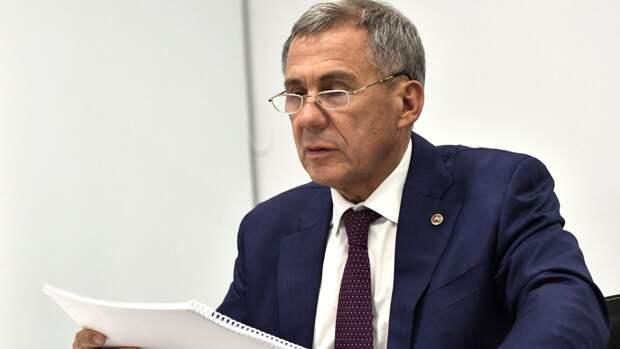 Минниханов сообщил о росте числа погибших при стрельбе в Казани