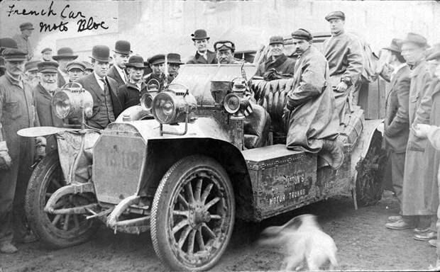 В непролазной американской грязи авто, гонки, страницы истории
