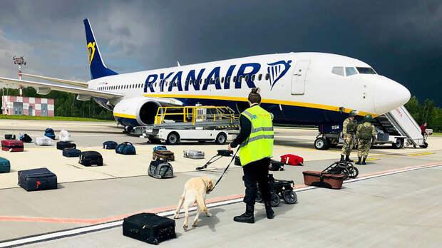 Британцы признали, что нет доказательств причастности России к посадке самолета Ryanаir в Минске