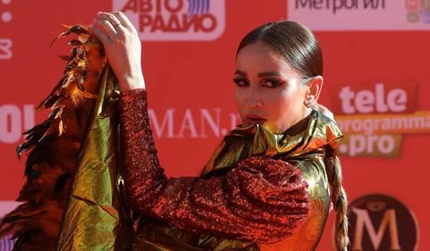 Бузова заявила о своем несогласии с результатами премии МУЗ-ТВ