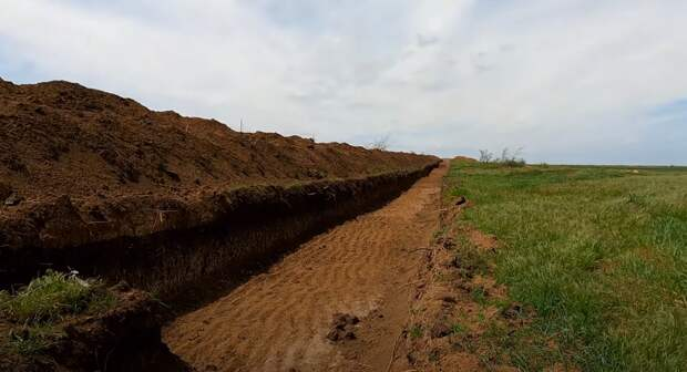Показан дублер Северо-Крымского канала, который решит водный вопрос полуострова на 100%