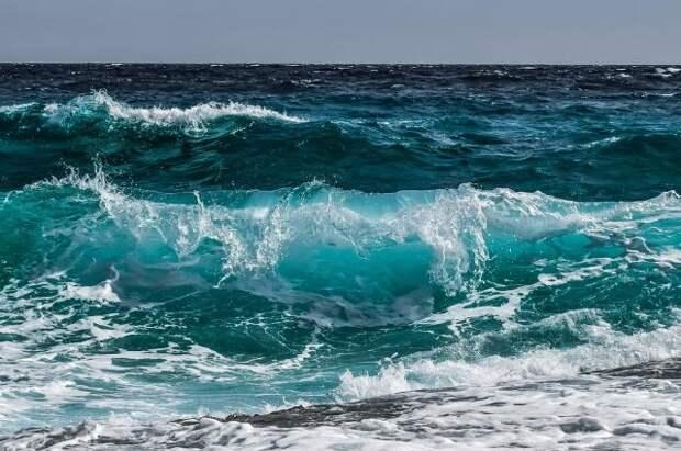 Ученые нашли огромные залежи ртути в Тихом океане