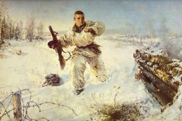Александр Матросов: из беспризорников – в герои