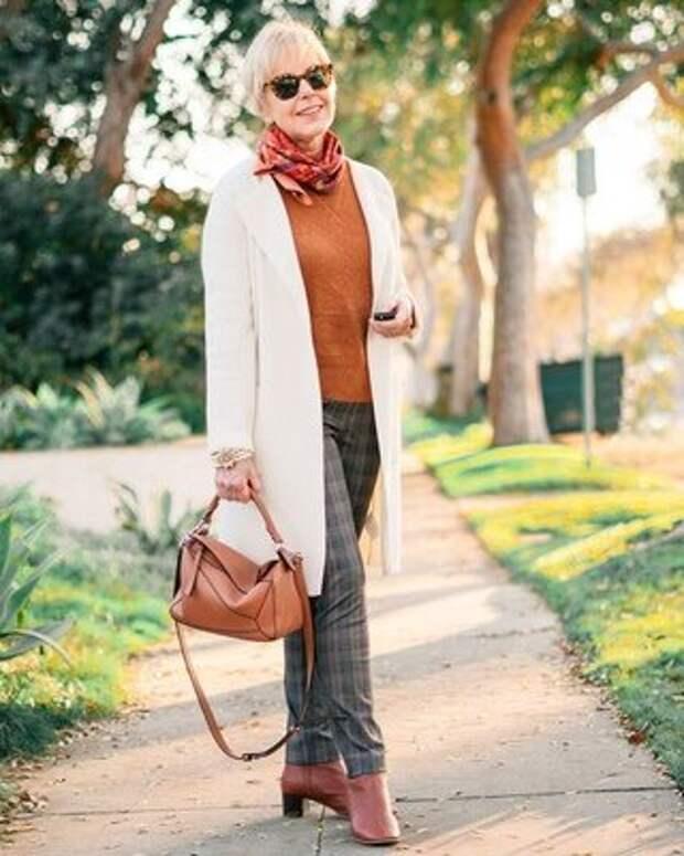 Осень в городе: проверенные сочетания, которые помогут не затеряться на городских улицах и сделают вашу осень стильной