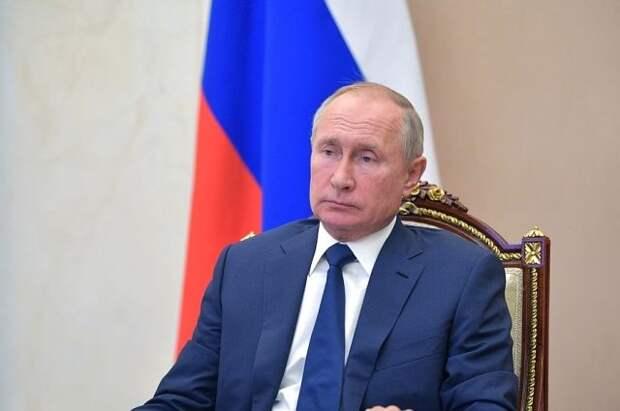 Путин попал в список кандидатов на получение Нобелевской премии мира