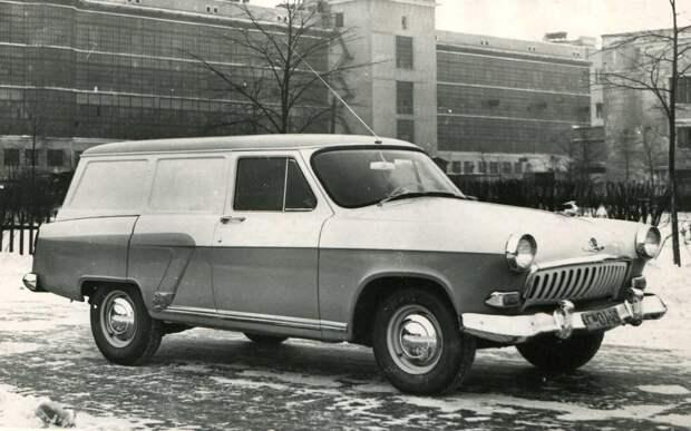 Волга — кроссовер? Десять самых необычных ГАЗ-21