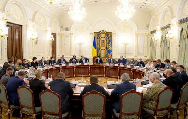Украина: грянет буря