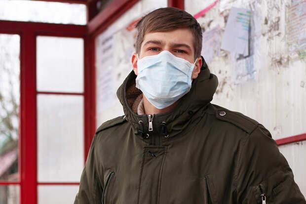 В России за сутки выявили 16688 заражённых COVID-19