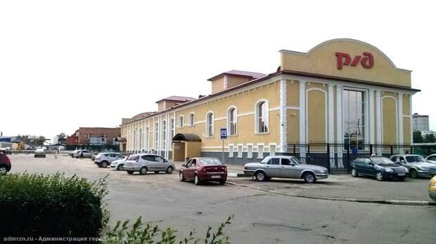 Из-за проведения патриотической акции ограничат парковку у вокзала «Рязань-2»
