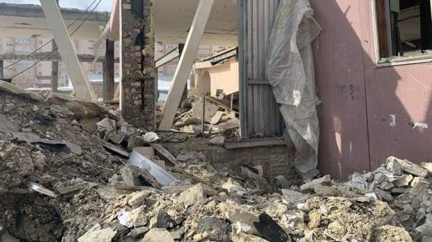 В МЧС оценили ущерб после взрыва газа в жилом доме под Нижним Новгородом