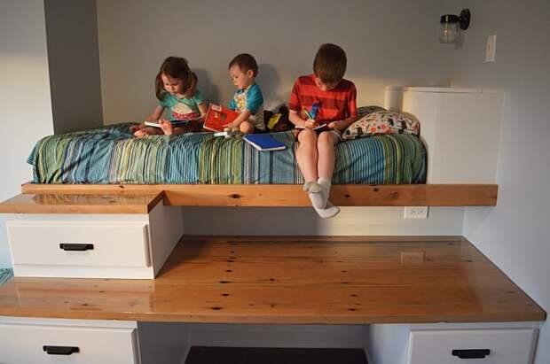 Детская для троих детей