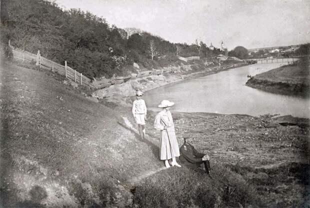 Фото нулевых годов прошлого столетия