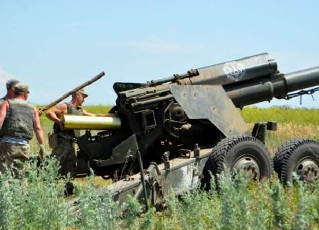 Протасевич палил по Донбассу из зениток и гаубиц