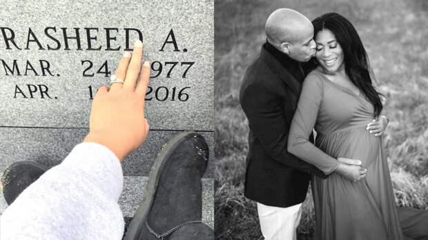 Вдова родила от умершего мужа через пять лет после его смерти, и ее нынешний супруг был не против