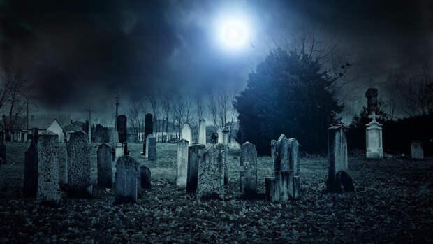 Когда возвращаются мертвые. Деревенская байка.
