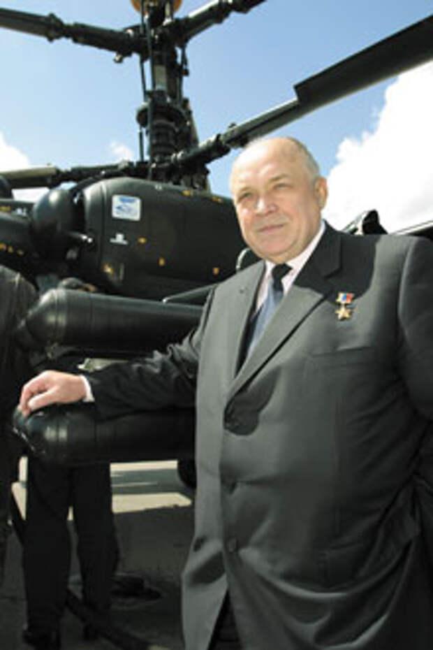 Генконструктор «Камова» заявил об угрозе отставания РФ от США в скоростных вертолетах