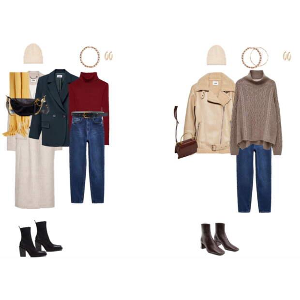 Капсула гардероба, минимум вещей – максимум образов