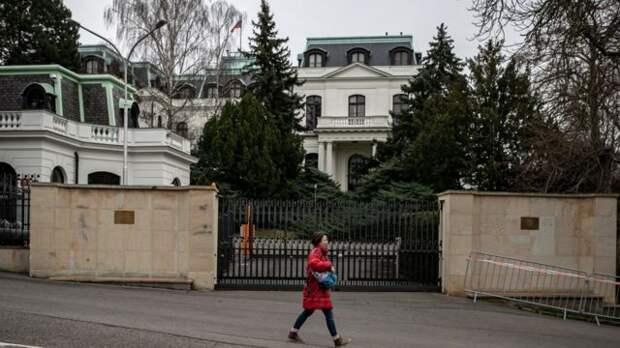 В Чехии прошли антироссийские митинги