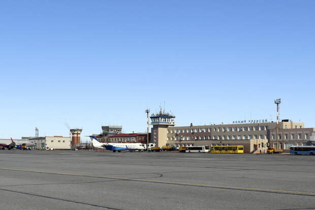 Крупнейший аэропорт ЯНАО будет работать по-новому