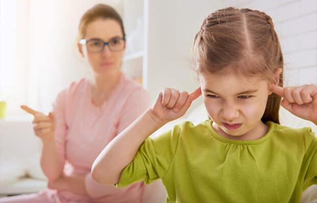 СЕМЬЯ. Почему ребёнок меня не слышит?