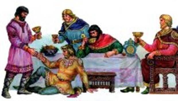 История и археология: Что такое магарыч на Руси, и Причем тут самогонные аппараты и Иван Грозный