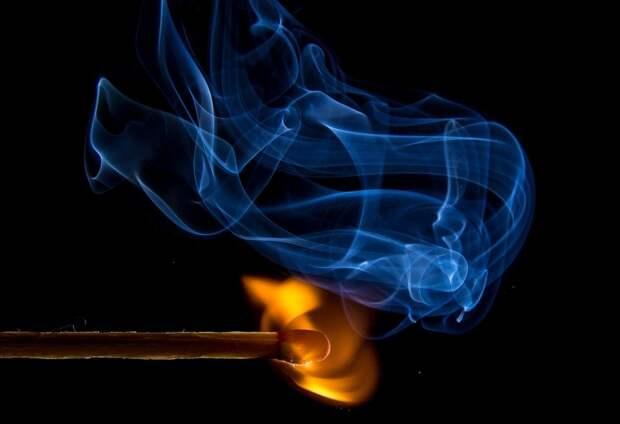 Пожар, Матч, Дым, Пламя, Записать, Сжигание