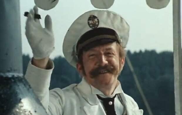 Кто он, усатый капитан из элегантной комедии «Трое в лодке, не считая собаки»