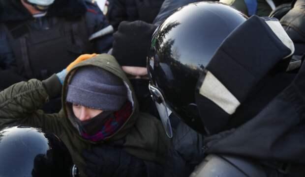 В незаконной акции на Камчатке участвовали 30 человек